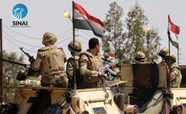 انتهاكات الأسبوع الرابع من أبريل في سيناء