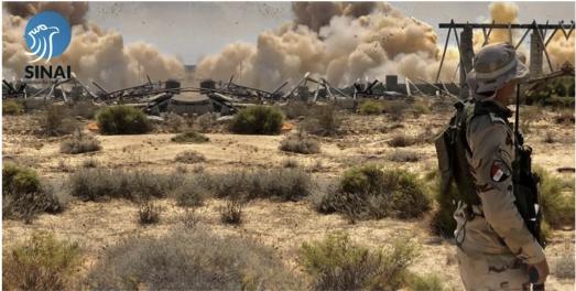 بيان صحفي: سيناء لحقوق الإنسان تكشف في تقرير مطوّل انتهاكات حقوقية جسيمة لأطراف النزاع في سيناء المصرية